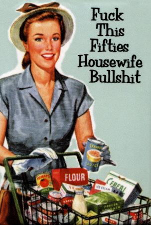 8333~Fifties-Housewife-Posters