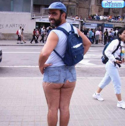 Are Short Shorts in for men this year? - NeoGAF